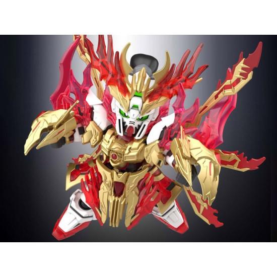 SD Sangoku Soketsuden 33 Yan Huang Zhang Fei God Gundam