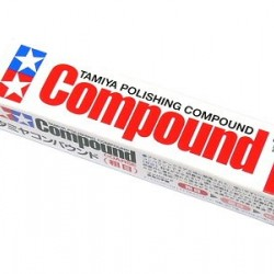 Tamiya Polishing Compound Coarse Type 22ml