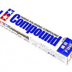 Tamiya Polishing Compound Fine Type 22ml