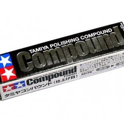 Tamiya Polishing Compound Finish Type 22ml
