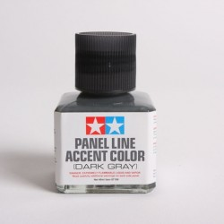 Tamiya Panel Line Dark Gray 87199