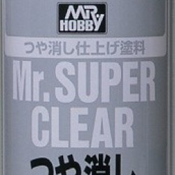 Mr.Hobby Mr Super Clear Flat B514