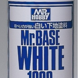 Mr.Hobby Mr Base White 1000 B-518
