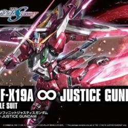 HGCE 1/144 [231] Infinite Justice Gundam