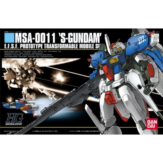HGUC 1/144 [023] MSA-0011 S-Gundam