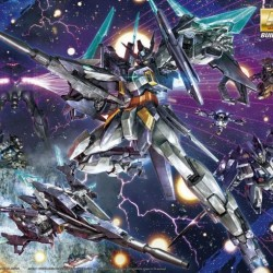 MG 1/100 Build Diver Gundam Ace II Magnum