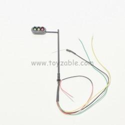 5v Traffic Light 8.2cm Miniature for train, vehicle, model kits etc use