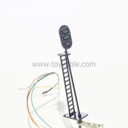 5v Traffic Light 8cm Miniature for train, vehicle, model kits etc use
