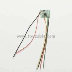Traffic light controller pairing for 5v traffic light (for train, vehicle, model kits etc use)