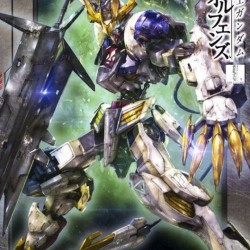 NG 1/100 FulL Mechanics 03 Gundam Barbatos Lupus Rex