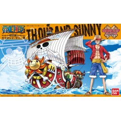 Bandai One Piece 01 Thousand Sunny Grand Ship Collection