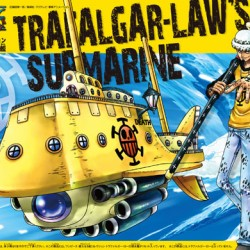 Bandai One Piece 02 Trafalgar-Laws Submarine Grand Ship Collection