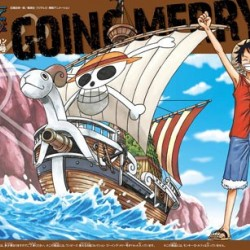 Bandai One Piece 03 Going Merry Grand Ship Collection