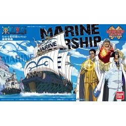 Bandai One Piece 07 Marine Warship Grand Ship Collection