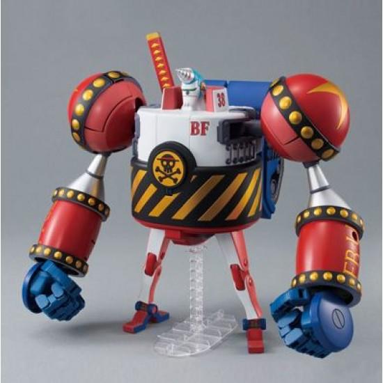 Bandai One Piece General Franky Model Kits