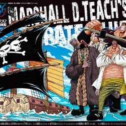 Bandai One Piece 11 Marshall D Teach's Ship Grand Ship Collection