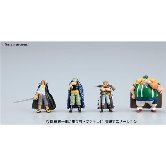 Bandai One Piece Red Force Ship Model Kits