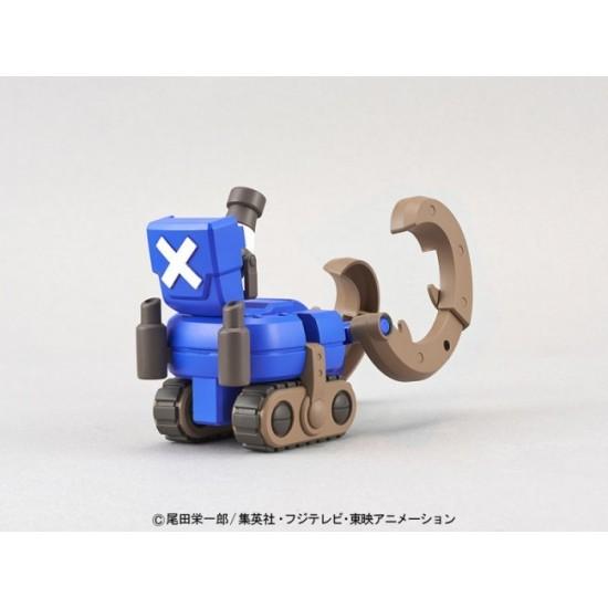 Bandai One Piece Chopper Robo Super 3 Horn Dozer