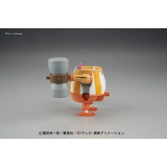 Bandai One Piece Chopper Robo Super 4 Kung Fu Tracer