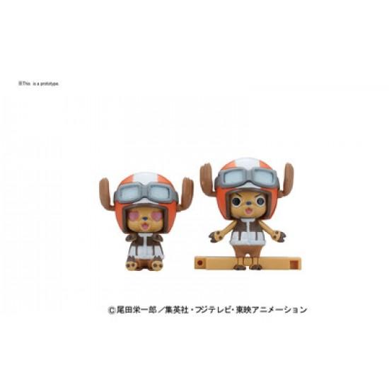 Bandai One Piece Chopper Robo Super 5 Walk Hopper