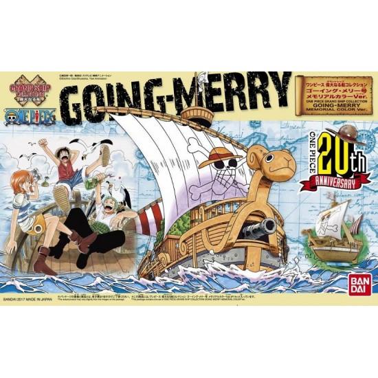 Bandai One Piece Going Merry Memorial Color Ver. Grand Ship Collection