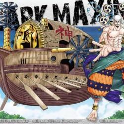 Bandai One Piece 14 Ark Maxim Grand Ship Collection