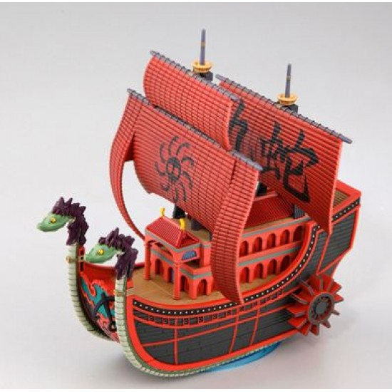 Bandai One Piece 06 Nine Snake Pirate Ship Grand Ship Collection