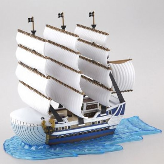 Bandai One Piece 05 Moby-Dick Grand Ship Collection