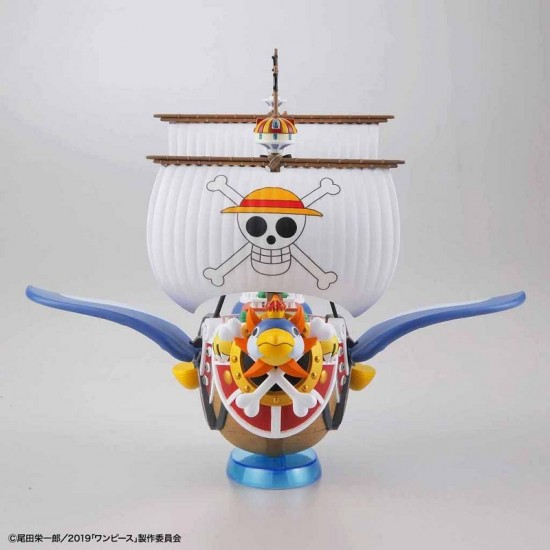 Bandai One Piece 15 Thousand Sunny Flying Model Grand Ship Collection