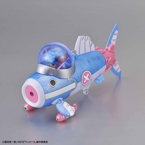 Bandai One Piece Chopper Robo TV Animation 20th Anniversary One Piece Stampede Color Ver Set