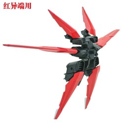 Effect Wings MG 1/100 Flight Pack - Astray Red Frame