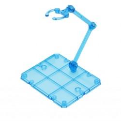 3rd Party Figure Action Base - robot spirit, tamashi, 1/144 etc - Transparent Blue