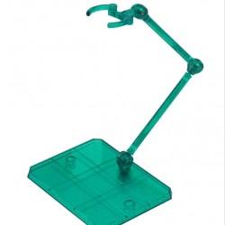 3rd Party Figure Action Base - robot spirit, tamashi, 1/144 etc - Transparent Green