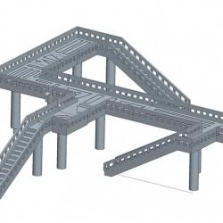 CG Domain Base - Staircase & Corridor