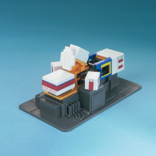 Bandai 1/60 Injection Machine Electromotive Style