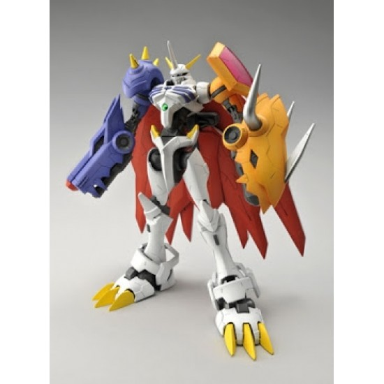 Bandai Digimon Reboot Omegamon Model Kits