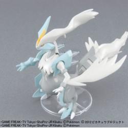 Pokepla Pokemon 28 Select Series White Kyurem