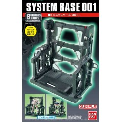 Bandai Builders Parts 1/144 System Base 001