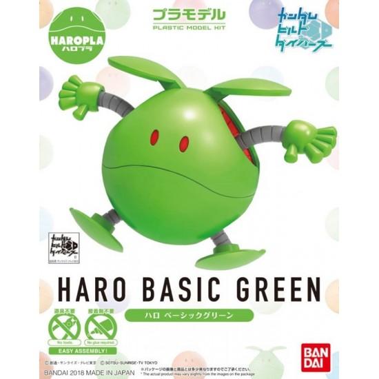 Bandai Haropla Haro [012] Basic Green