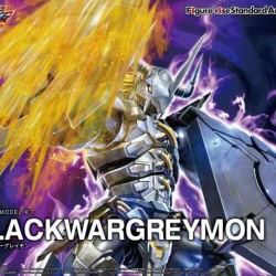 Figure Rise Standard Amplified Blackwargreymon Model Kits