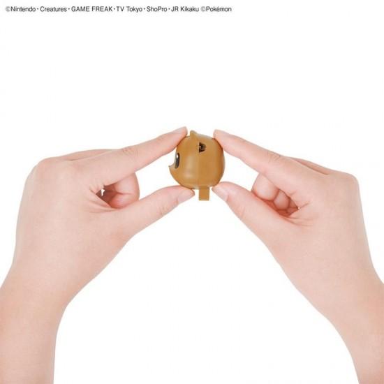 Pokemon Plamo Collection Quick 04 Eevee