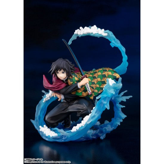 Bandai Tamashii Figuarts Zero Demon Slayer: Kimetsu no Yaiba - Tomioka Giyu Water Breathing