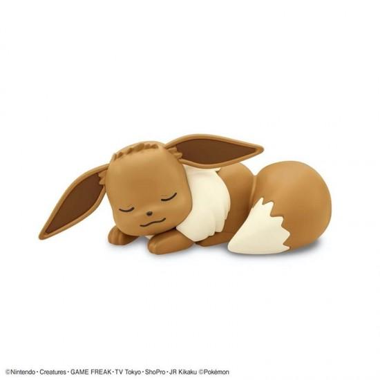 Pokemon Plamo Collection Quick 07 Eevee (Sleeping Pose)
