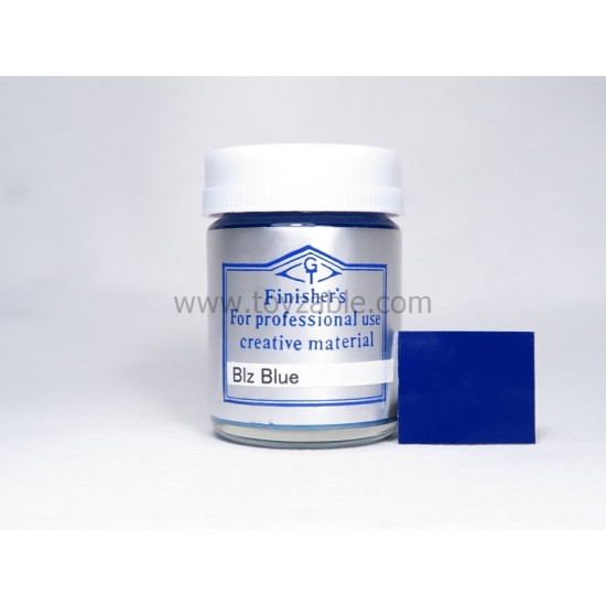 Finisher's Blz Blue 20ml - Lacquer Paint
