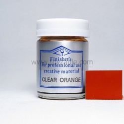 Finisher's Clear Orange