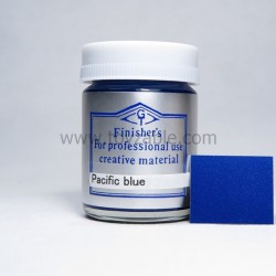 Finisher's Pacific Blue 20ml - Lacquer paint