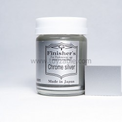Finisher's Chrome Silver