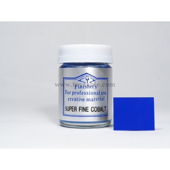 Finisher's Super Fine Cobalt