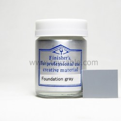 Finisher's Foundation Grey