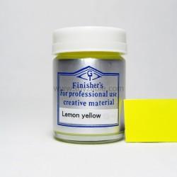 Finisher's Lemon Yellow